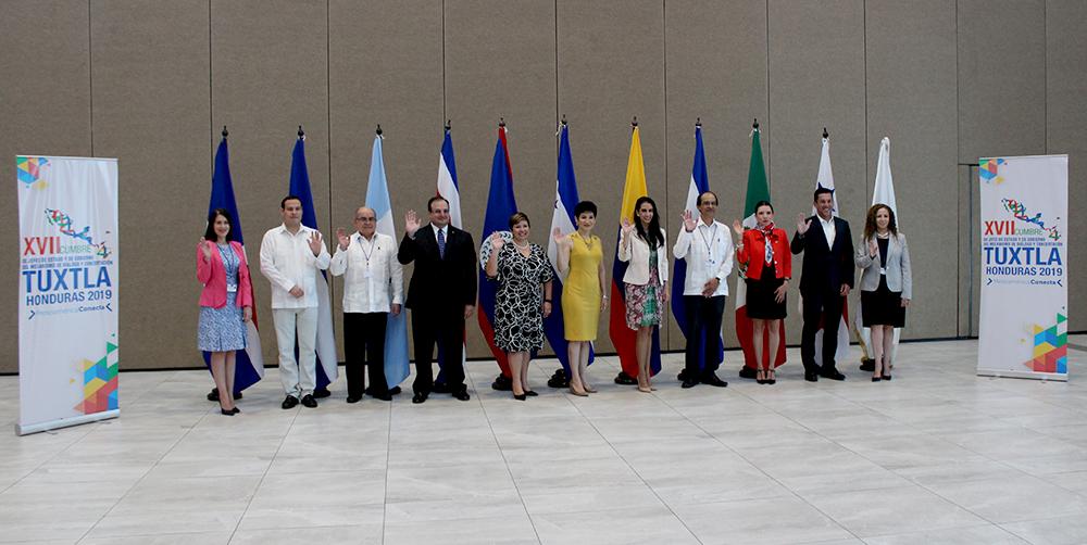 Proyecto Mesoamerica Honduras Celebra Ii Comision Ejecutiva De Proyecto Mesoamerica Rumbo A La Xvii Cumbre De Tuxtla